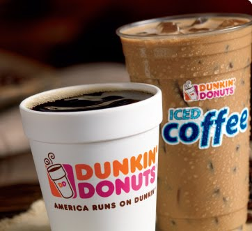 dunkin How Much Is A Large Iced Coffee At Dunkin Donuts