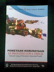 Pemetaan Kebudayaan di Provinsi Jawa Timur (2008)