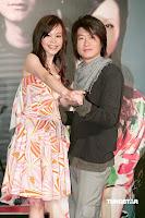 Julia Peng (Peng Jia Hui) and Chris Yu (You Hong Ming)