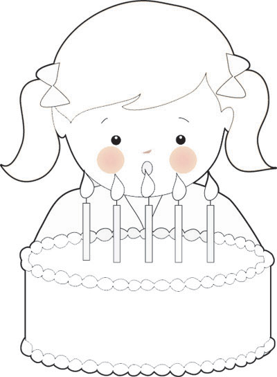 Coloring Pages For Girl Scouts Scout Birthday Coloring Pages Free