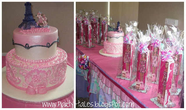 Party Tales Birthday Party Glamour Girl Ooh La La A