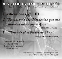 CD Predicaciones Vol. III