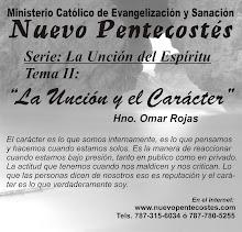 """Serie: """"La Unción del Espíritu"""" Tema 2"""