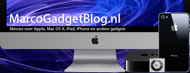 MarcoGadgetBlog.nl