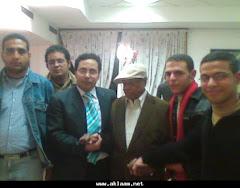 مع الشاعر محمد الفيتوري