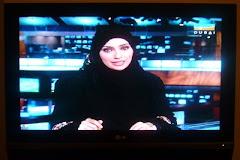 A Fatima Bernardes da TV arabe!