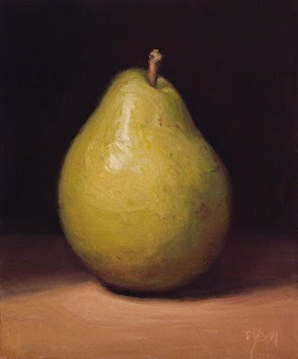 D'Anjou Pear - Posted on Friday, February 26, 2010 by Abbey Ryan
