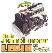 Mesin Mitsubishi FE 71