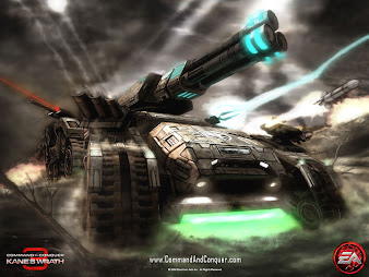 #10 Command and Conquer Wallpaper