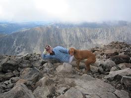 Quandary Peak -14,265 feet