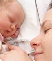 Doğum Sonrası Anne Bebek