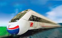 Hızlı Tren Yolculuk Süreleri