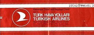 THY Uçak Bileti