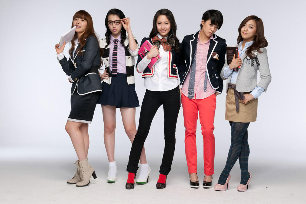 Collection 22F(x) Logo Kpop