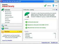 Download Kaspersky Anti-Virus 7.0.1.325 - the latest version
