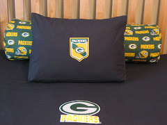 Green Bay Packers Duvet & Custom Pillow Covers
