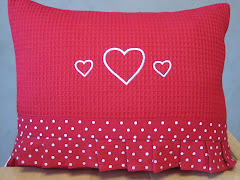 Valentines Pillow - For Sale