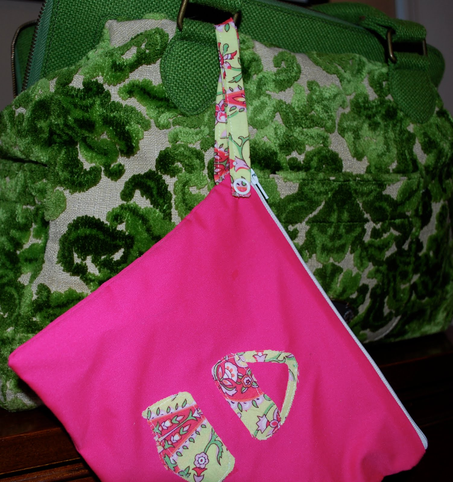 2 Giggle Boxes Wet Bathing Suit Bag With Download A Tutorial