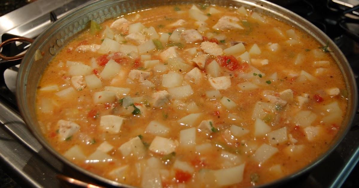 Maison Douce: Portuguese fish stew