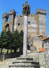 Pelourinho e Castelo