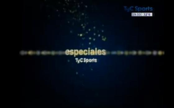 especial tyc sports: