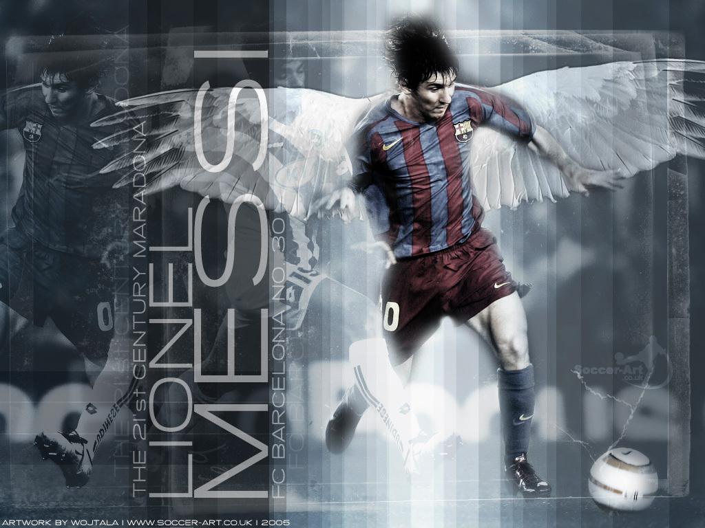 Leonel Messi Wallpaper