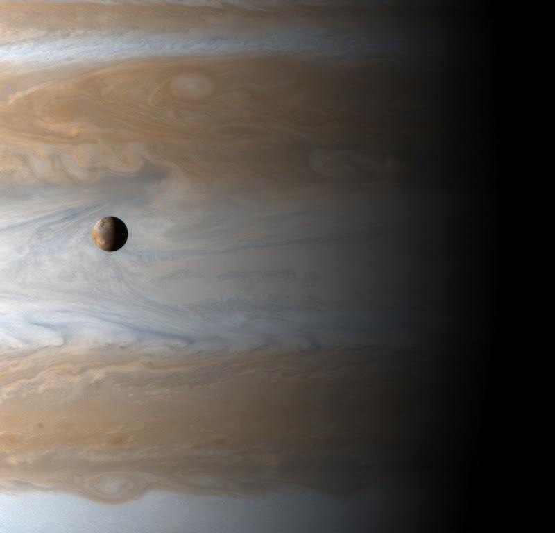 Cassini: Io Transit