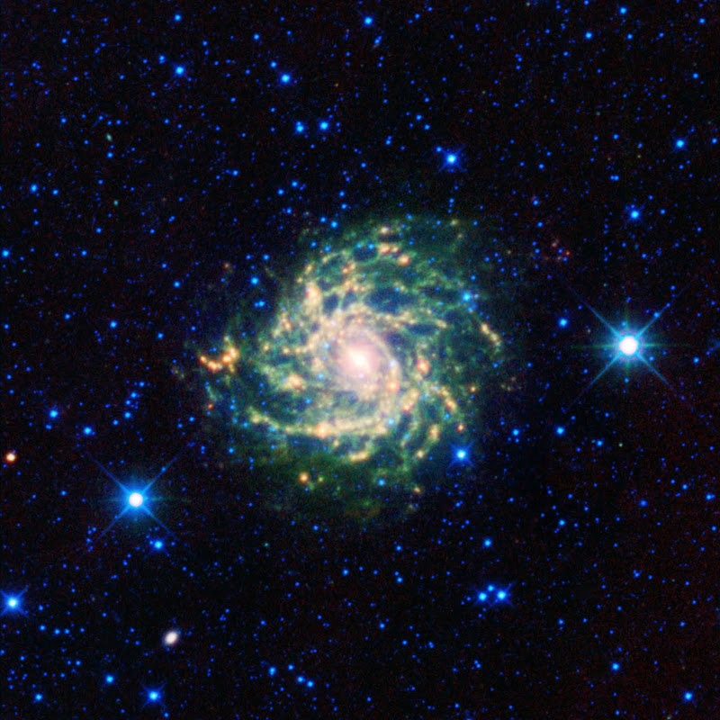 Galaxy IC 342, aka the hidden galaxyid=