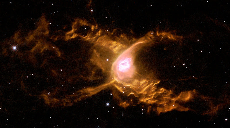 Red Spider Nebula, NGC 6537