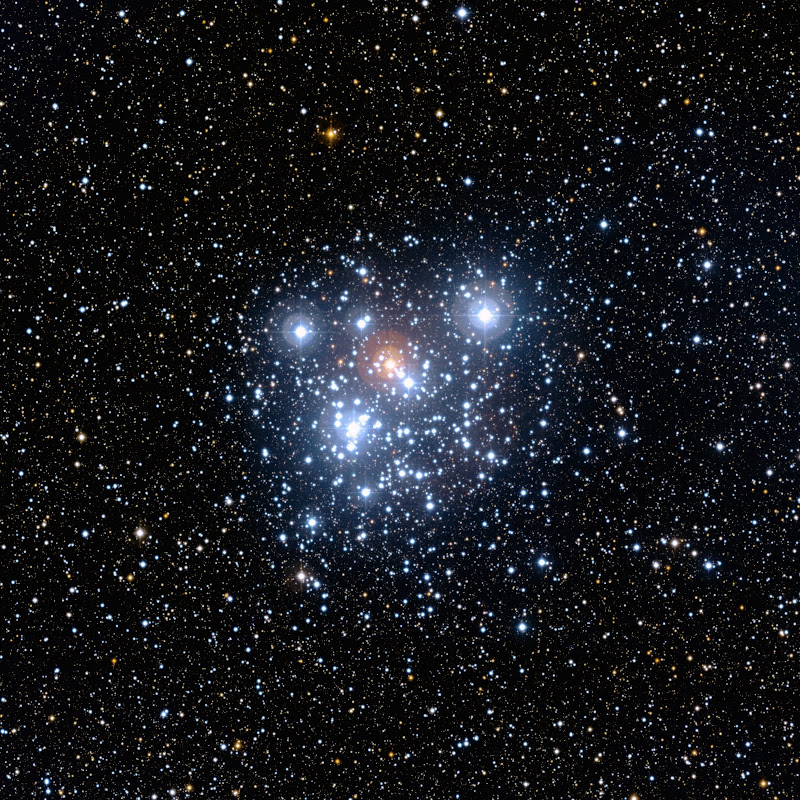 NGC 4755 Cluster