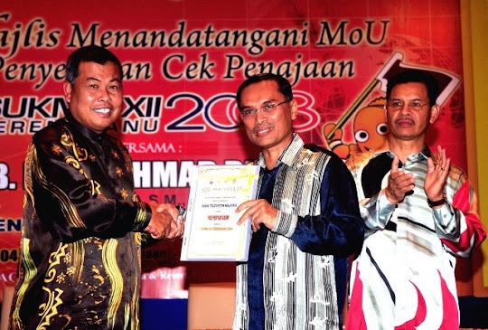 PENAJAAN SUKMA RM10.3 JUTA