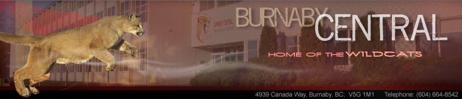 Burnaby Central Secondary School Scholarship Blog