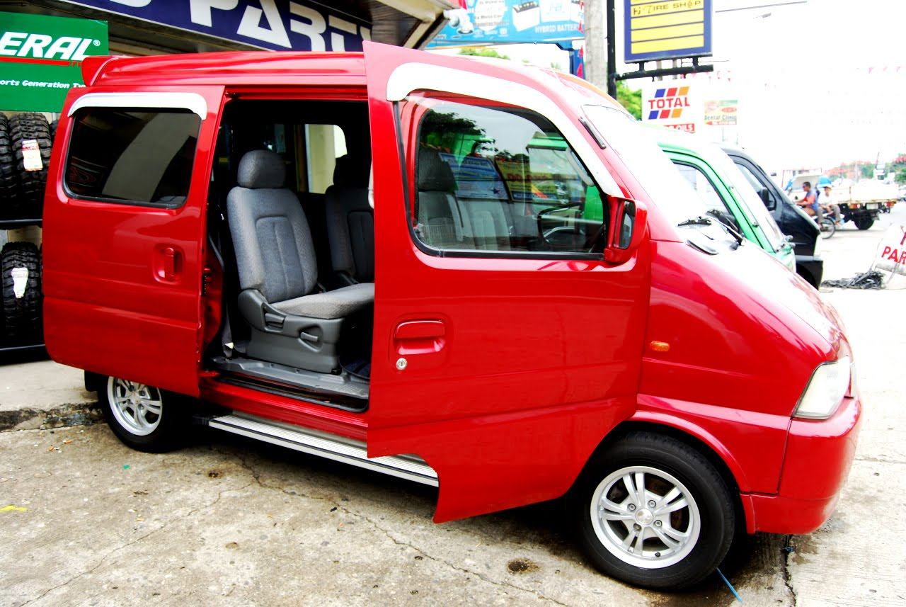 Toyota Van 4x4 For Sale Craigslist >> Rusco Multicab Cebu | Autos Post