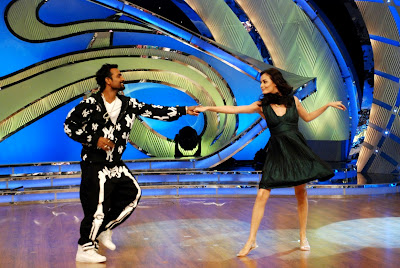 Remo & Dia waltz away to glory on the sets of Lux Dance India Dance 2