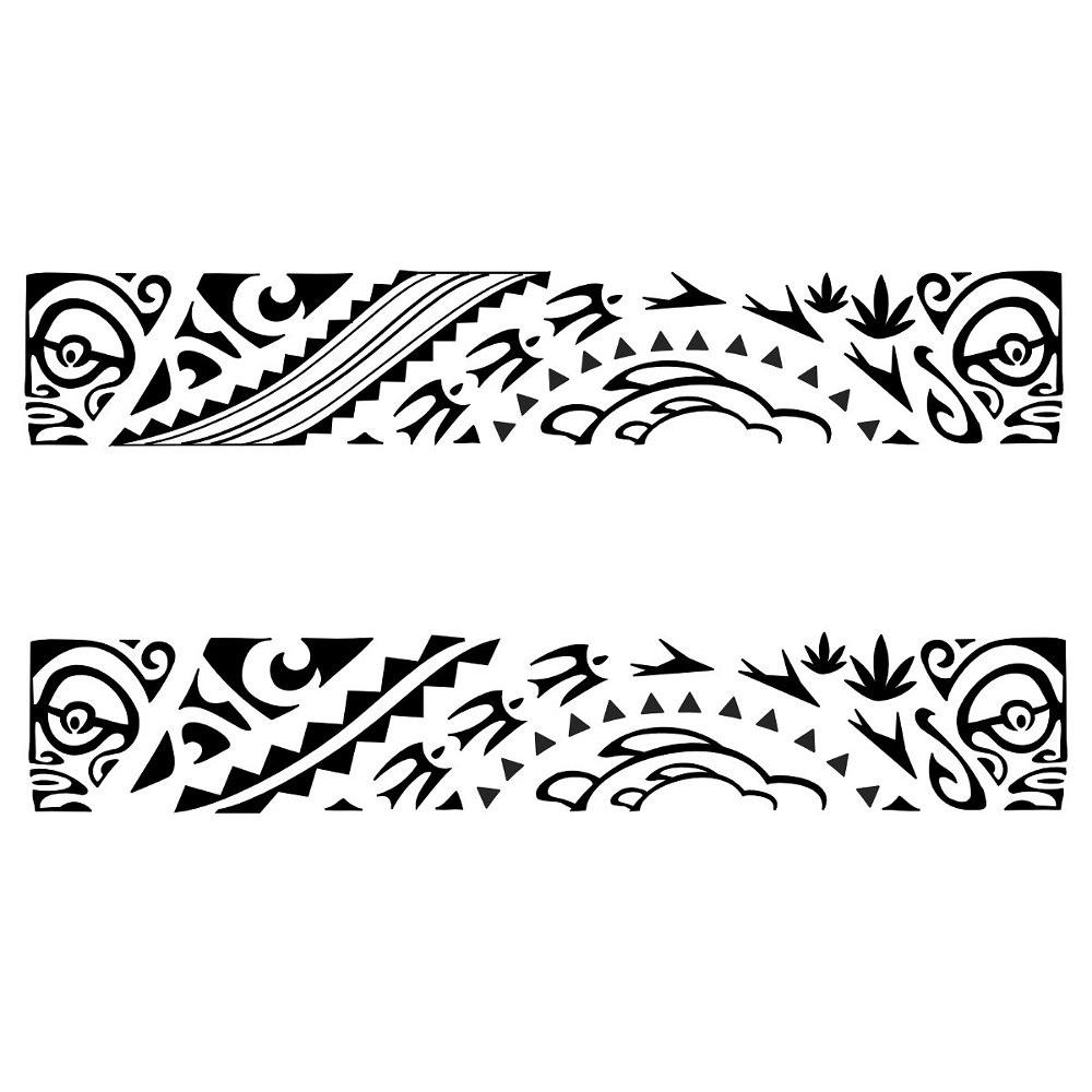 Célèbre Blu Sky Tattoo Studio: Maori Significato 37 XA29