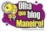 "Premio ""Olha que blog maneiro"""