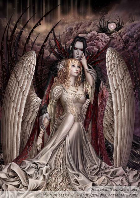 el espejo  del vampiro