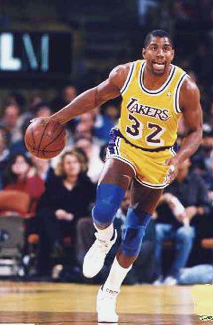 magic johnson pass - photo #11