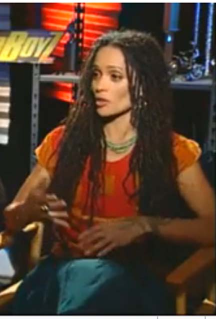Lisa Bonet Modeling Who is Lisa Michelle Bonet
