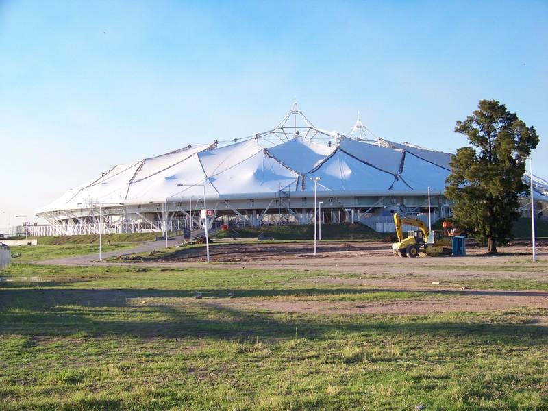 Estadio Unico de la Plata Capacidad Estadio Ciudad de la Plata
