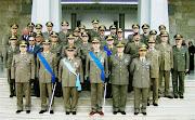 Cerimoni del 3^ Rep. Corpo Militare-SMOM-E.I.