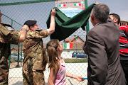 I nostri ragazzi in Kosovo-Villaggio Italia