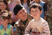 """...simpatici questi militari  della """"Pinerolo"""" Bari-Villaggio Italia-Kosovo"""