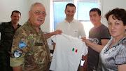 Ten. Col. Mastrangelo Stefano-Kosovo Villaggio Italia