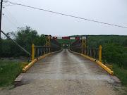 """Il ponte costruito e abilitato dai nostri ragazzi della """"Pinerolo"""" - Foggia"""