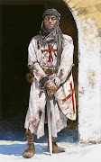 Il Templare dopo la battaglia...