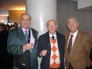 I Giornalisti baresi: Del Gado, Vitale, Roscino, presenti in un convegno