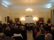 Cerimonia militare per la presentazione del calendario 2009