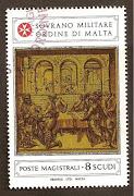 Una serie di francobolli antichi-smom
