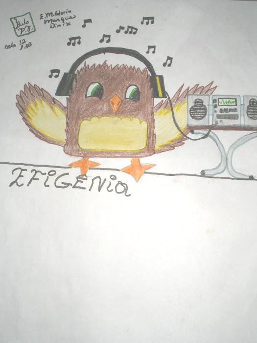 Concurso de desenho da nossa coruja